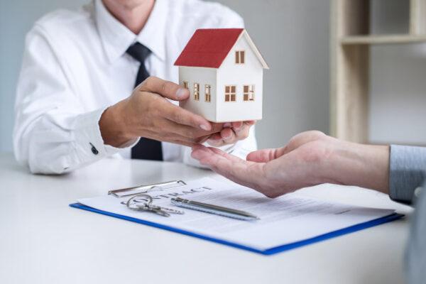 Foreigner Real Estate Agent