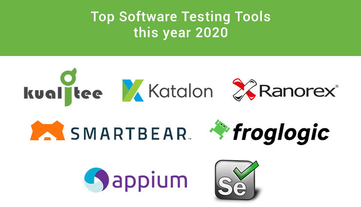 Top Software Testing Tools 2020