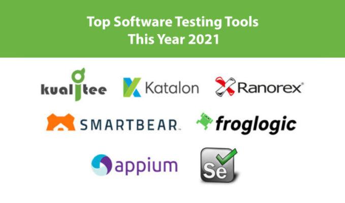 Top Software Testing Tools
