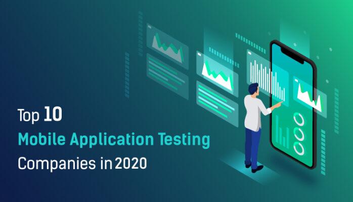 Mobile app testing companies in 2020