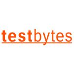 Testbytes logo.