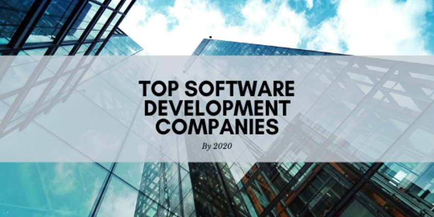 Best Startup Business 2020.Top 10 Software Development Companies For 2020 Read Dive