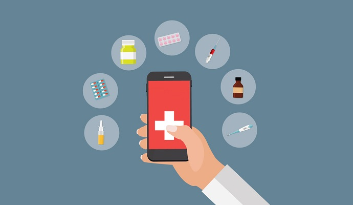 Primary Healthcare by Using Smartphone Apps