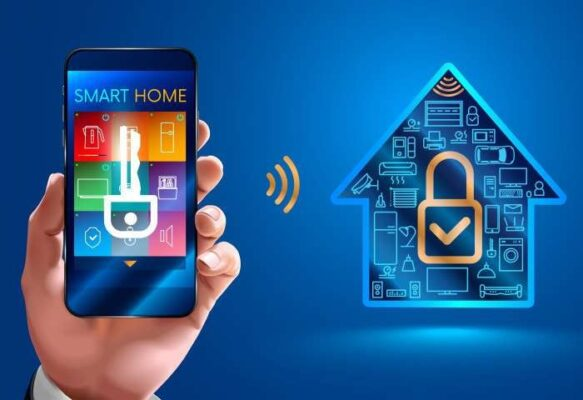 Cyber Security at Smart Homes