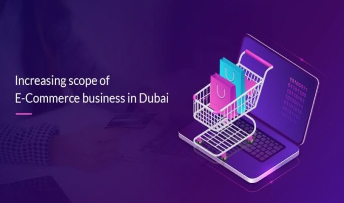 e-commerce business in Dubai