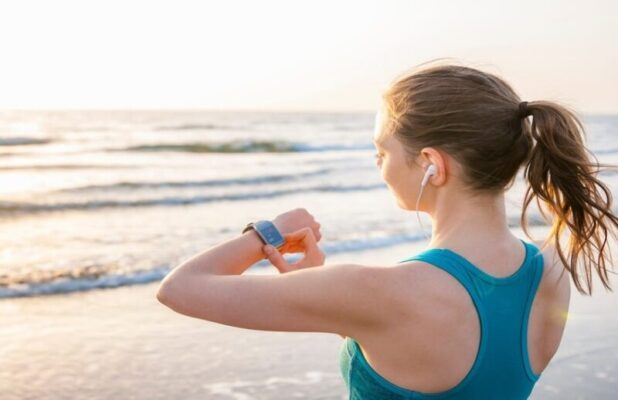 Fitness Tracker is Helping Human