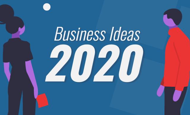 Startup Ideas of 2020