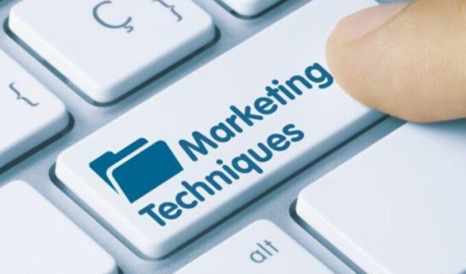 Techniques for Marketing