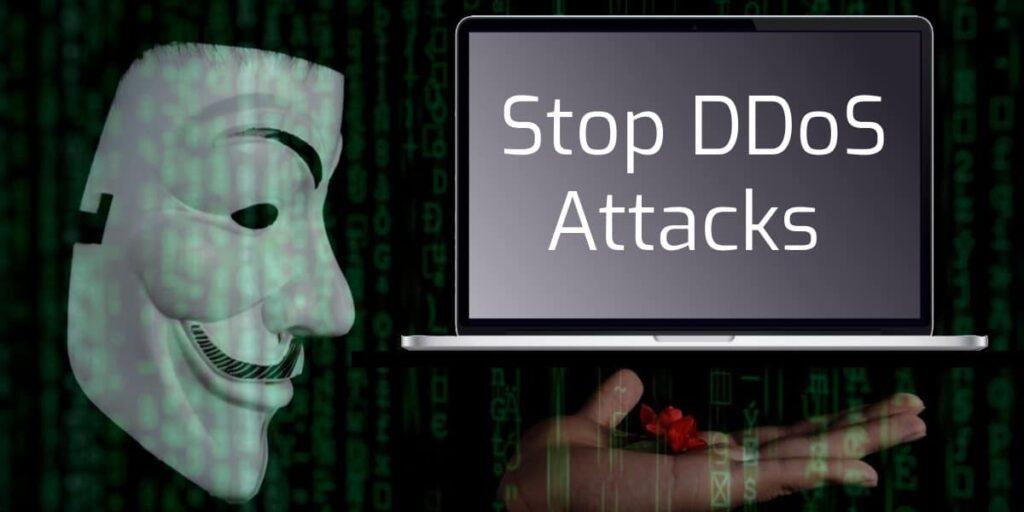 Stop DDoS Attack