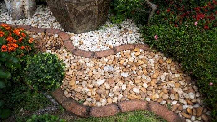 Gravel in Your Landscape