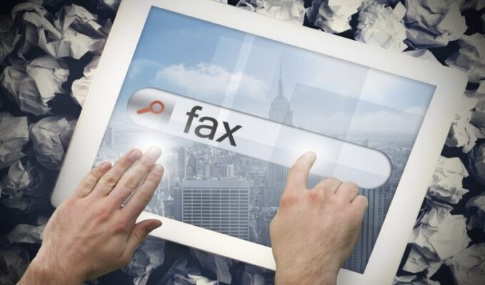 Online Faxing Works