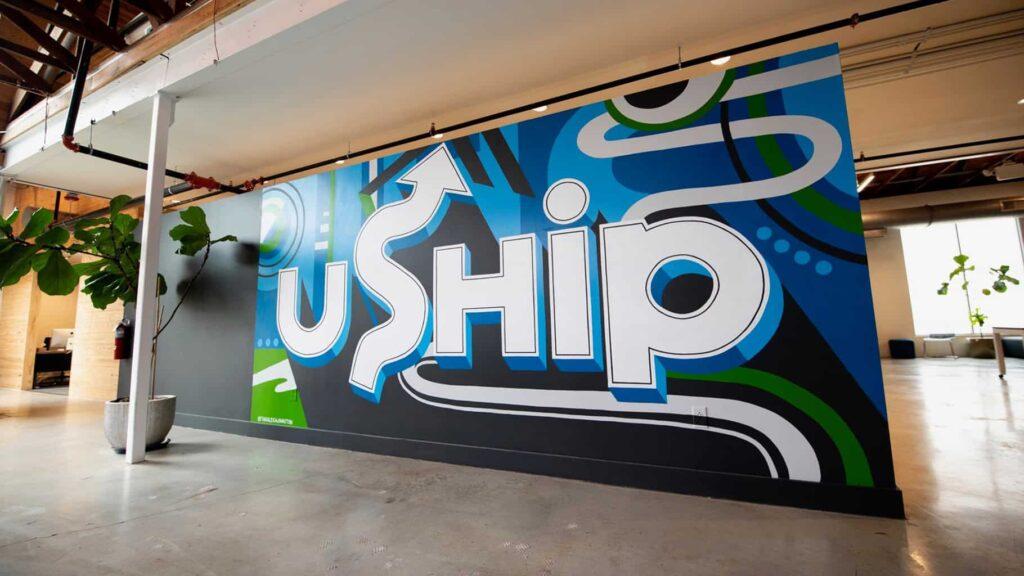 Ship with uShip